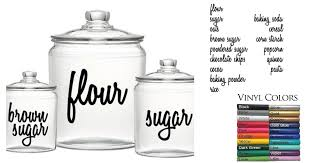 kitchen canister labels kitchen canister labels only 6 99 regular price 12 99