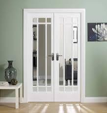 glass panel interior doors home design
