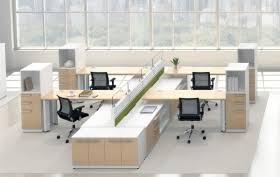 Open Plan Office Furniture by Modern Office Furniture Industry Office Trends Of 2014