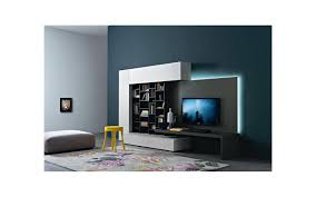 Wohnzimmerschrank Ohne Tv Designer Tv Wand Mit Led Hintergrundbeleuchtung Tv Wand