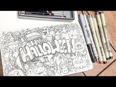 Youtube Halloween Crafts - doodle art cute fathers day card youtube mix doodle