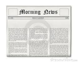 Newspaper Meme Generator - newspaper blank template imgflip