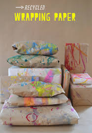 recyclable wrapping paper recycled wrap from kraft paper artbar