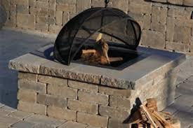 Brick Fire Pit Kit cambridge pavingstones fire tables u0026 fire pit kits