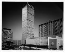 Prudential Center Floor Plan Archboston Org Evolution Of The Prudential Center 1954 1989