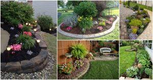 Front Garden Decor Posts With Front Yard Tag Top Dreamer