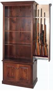 best place to buy gun cabinets american winchester bookcase with gun cabinet