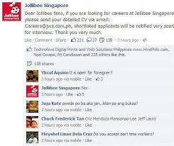 resume for part time job in jollibee foods tighten controls on foreign execs amid bias allegations page 6