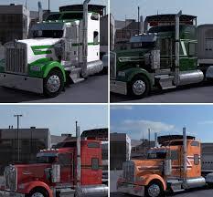 2017 kenworth w900 kenworth w900 skin pack ats american truck simulator mod ats mod