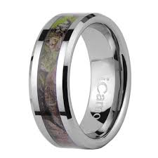 camo wedding ring camo wedding rings willyoube