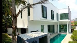 exclusive modern bungalow for sale at bangsar park kuala lumpur