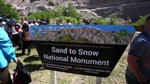 Us Department Of The Interior Bureau Of Land Management Trump Administration Moves To Subvert National Monuments