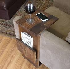 Best  Tray Tables Ideas Only On Pinterest Ottoman Table - Table sofa chair