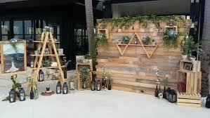 wedding backdrop rustic rustic backdrop photobooth by it s true wedding planner and