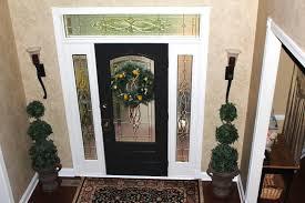 Fiberglass Exterior Doors With Sidelights Fiberglass Entry Doors With Sidelights Crustpizza Decor