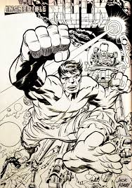 jack kirby quote i learned how to draw perspective by studying the master jack