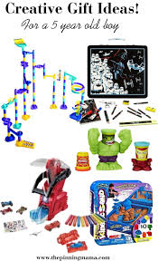the ultimate list of gift ideas for a 5 year old boy creative