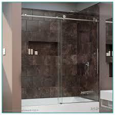 levity shower door home depot