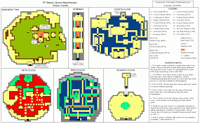 Ff9 World Map by Game Help