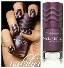 sally hansen magnetic nail polish 902 polar purple free delivery