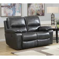 Powered Reclining Sofa Pulaski Top Grain Leather Power Reclining Sofa Set 2