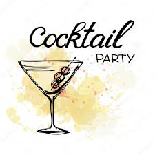 party invitation poster u2014 stock vector 85189436