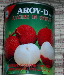 lychee fruit candy litchis longans and loquats