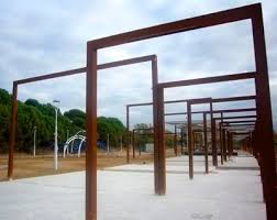 Wood Pergola Designs And Plans by 81 Best Metal Pergola Images On Pinterest Metal Pergola