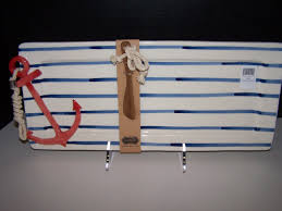 mud pie anchor tray scarletts home decor