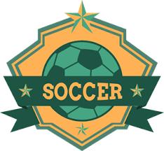 football ribbon soccer ribbon football club logo vector ai free