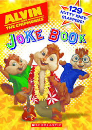 thanksgiving riddles and jokes alvin and the chipmunks joke book by erin stein scholastic