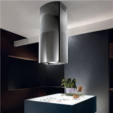 hotte de cuisine ilot elica hotte de cuisine chrome eds en inox 69315976c