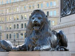 lions statues trafalgar square lions landseer s lions bob speel s website