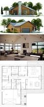 simple modern single story house plans your dream home with two