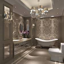 glitter wallpaper bathroom 640 best living room brown and cream images on pinterest bathroom
