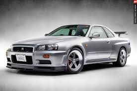 r34 history and facts about the nissan skyline gt r