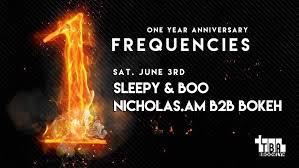 1 yr anniversary frequencies 1 yr anniversary sleepy boo nicholas am bokeh