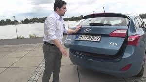 the new hyundai i30 wagon youtube