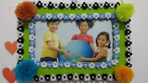 creative ideas from cardboard diy photo frame from cardboard and