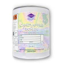 Toner Oval oval colour centre car paint refinishing products specialist