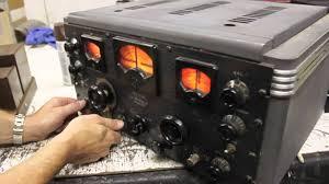 1944 wwii hallicrafters shortwave radio promo qrz now u2013 amateur