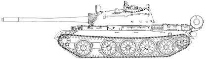 T 72 Interior T 54 55