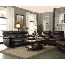 Top Grain Leather Sofa Recliner Reclining Sofa With Center Console