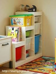 ikea trofast toy storage kid u0027s spaces pinterest toy storage