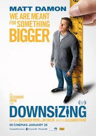 downsizing movie downsizing movie poster 1 of 4 imp awards