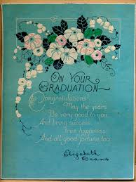 graduation cards caroline graduation card