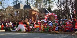 christmas inflatables outdoor christmas inflatables to decorate the yard jolly holidays