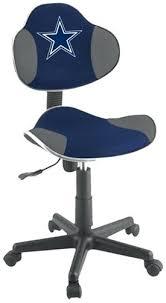 dallas cowboys chair cowboy office chair cowboys portable game