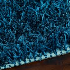 Blue Shaggy Rug Vivid Viv 832 Navy Blue Shag Rug From The Shag Rugs Collection At