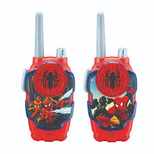 spider man outdoor play toys